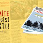 Aylık siyasi dergi 'Komite' yayın hayatına başladı